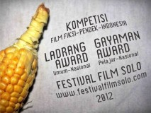 Kompetisi Film Fiksi Pendek Indonesia &quot;LADRANG AWARD 2012